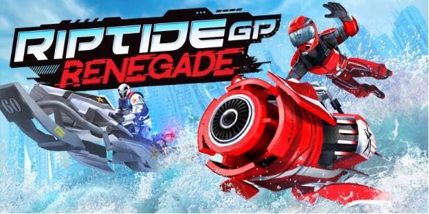 Game đua xe Riptide GP Renegade