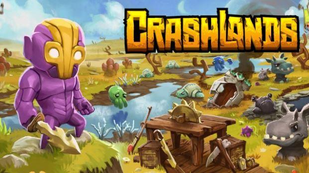 Game Android hấp dẫn Crashlands