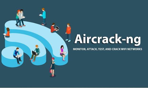 Phần mềm hack wifi AirCrack lập trình bằng ngôn ngữ C