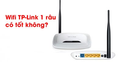 Wifi TP Link 1 râu có tốt không