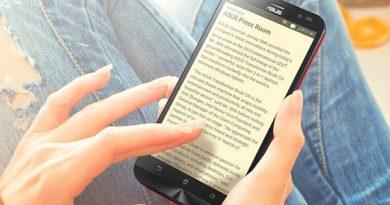 Đánh giá điện thoại Asus Zenfone Go TV (3)