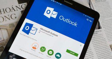 Hướng dẫn cài Outlook cho Android