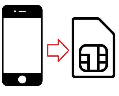 Có thể chuyển danh bạ điện thoại từ iPhone sang sim không?