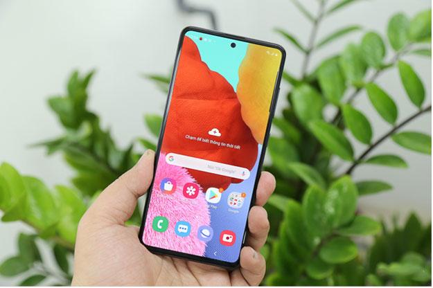 """Đánh giá Galaxy A51 – """"Vua"""" smartphone phân khúc tầm trung"""