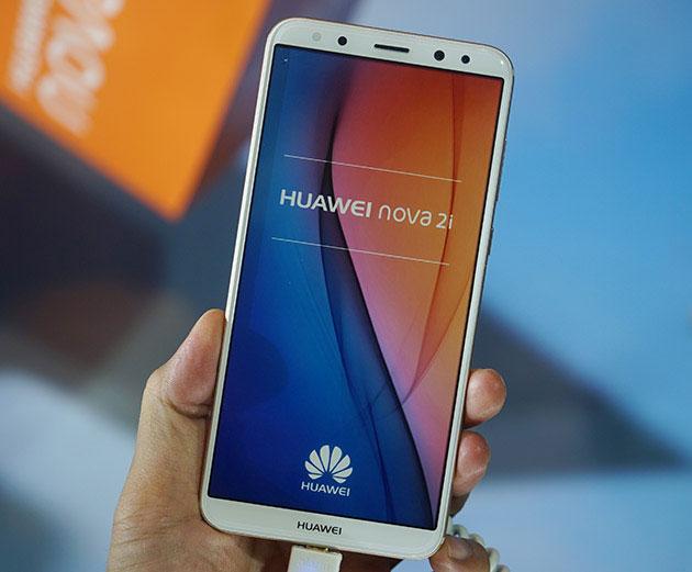 Đánh giá Huawei Nova 2i   Smartphone giá rẻ của Huawei (2)