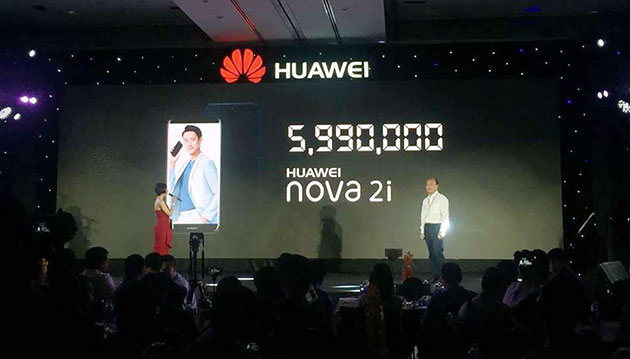 Đánh giá Huawei Nova 2i   Smartphone giá rẻ của Huawei (4)