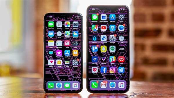 iPhone XS Max với màn hình OLED 6,5 inch rộng rãi