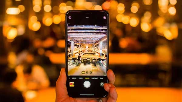iPhone 11 Pro Max với 3 camera chụp ảnh sắc nét