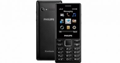 Đánh giá điện thoại Philips E170