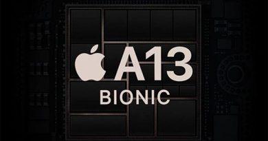 Chip Apple A13 Bionic mới nhất của Apple