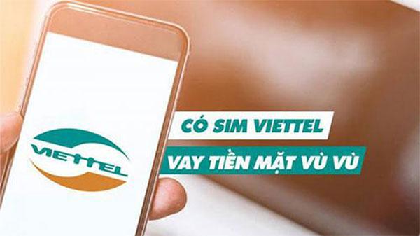 Khách hàng sở hữu SIM Viettel có thể vay tiền mặt tại Home Credit