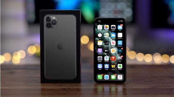 iPhone 11 Pro Max cao cấp nhất sở hữu màn hình với kích thước 6.5 inch