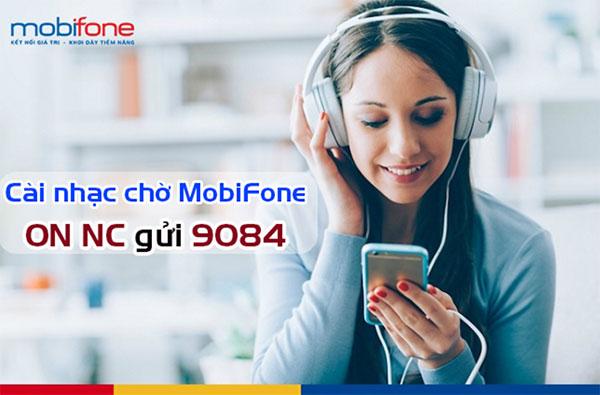 Cách cài đặt nhạc chờ cho thuê bao di động Mobifone