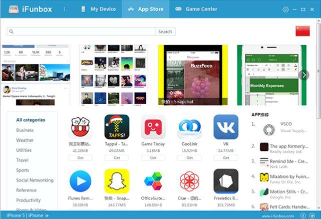 Sao chép nhạc hoặc file video cho iPhone mà không cần đến iTunes nhờ iFunBox