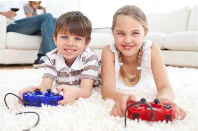 Chơi game giúp cải thiện khả năng giao tiếp và phản hồi ở trẻ