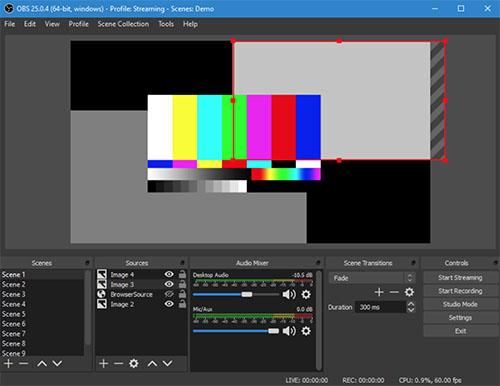 Công cụ Icecream Screen Recorder cho phép ghi lại toàn bộ màn hình máy tính