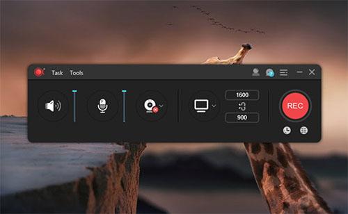 ApowerREC là công cụ hỗ trợ quay và chỉnh sửa hình ảnh trên màn hình máy tính