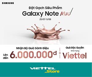 Đặt trước Samsung Galaxy Note 20