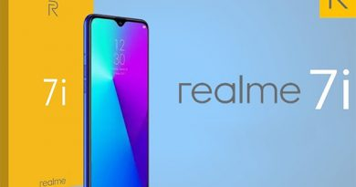 Realme 7i chuẩn bị ra mắt