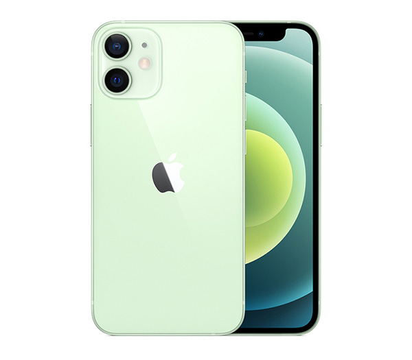 iPhone 12 Mini xanh lục