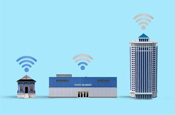 Wifi kết nối tiện lợi đã có mặt ở mọi nơi