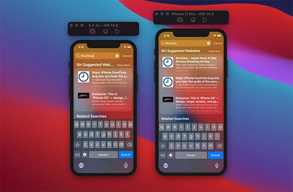Màn hình iPhone 11 là lớn hơn khá nhiều so với iPhone 12 Mini