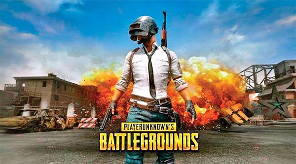 Game PUBG – Playerunknown's Battlegrounds