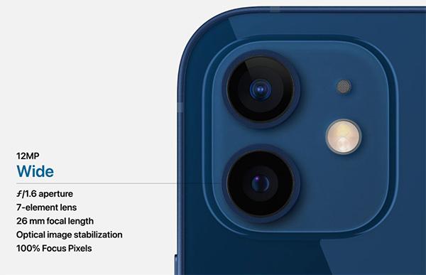 Tính năng camera