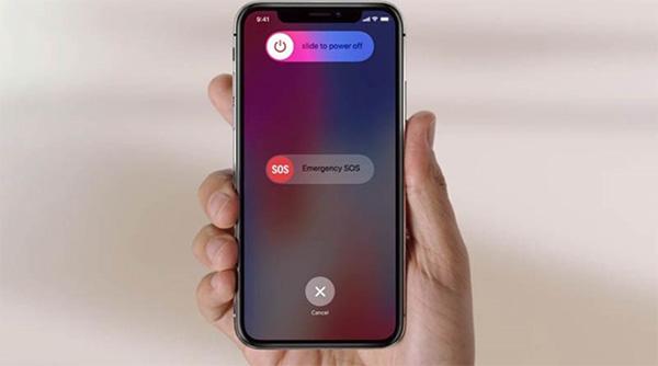 Cách tắt iPhone khi bị treo máy đối từ iPhone 8 trở lên