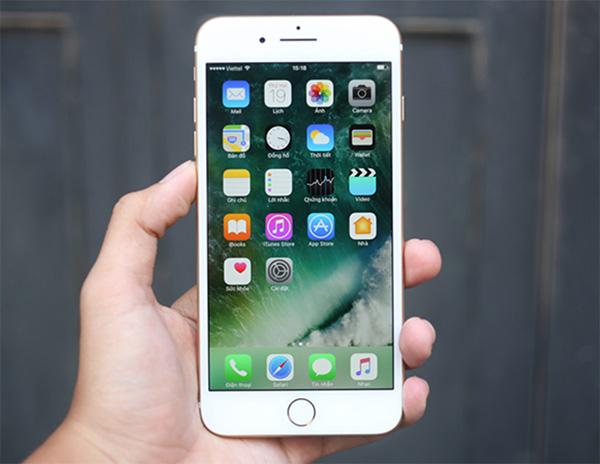 Cách tắt iPhone khi bị treo máy từ iPhone 7, 7 Plus trở xuống
