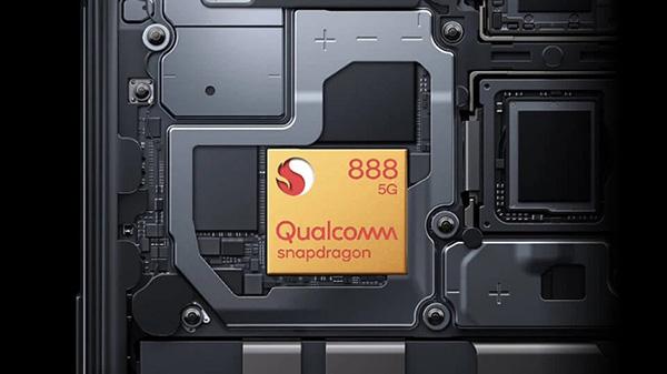 Snapdragon 888 cho hiệu năng mạnh mẽ
