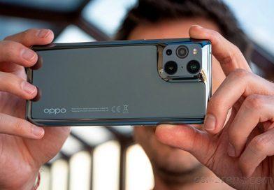 OPPO Find X3 được trang bị camera kép 50MP