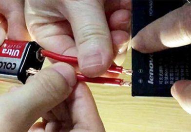 Kích pin điện thoại là giải pháp khắc phục lỗi khi sạc pin điện thoại không lên
