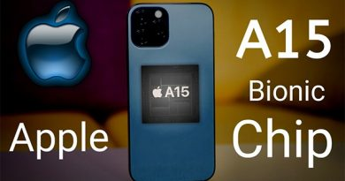 iPhone 13 series trang bị chip Apple A15 Bionic